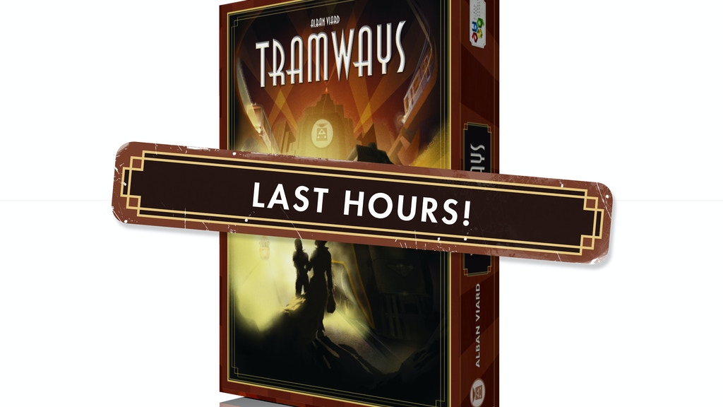 Tramways : Trains, Passengers, and Happiness in the 20's project video thumbnail
