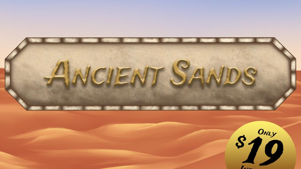 Ancient Sands project video thumbnail