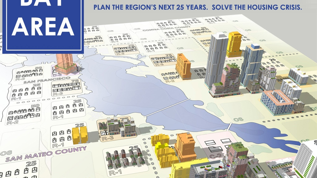 Bay Area Regional Planner project video thumbnail