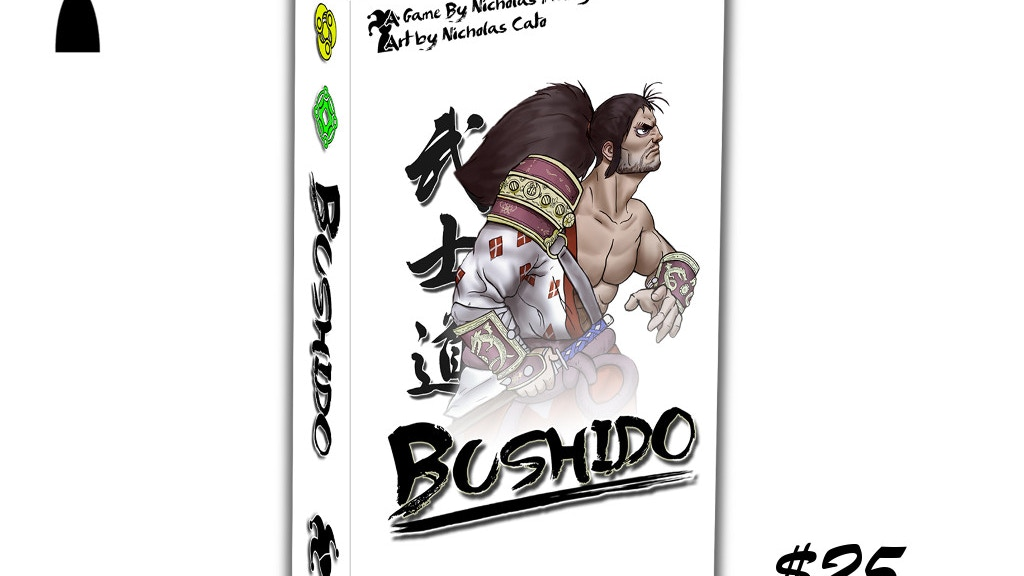 Bushido, the Card Game of Virtue and Dice project video thumbnail