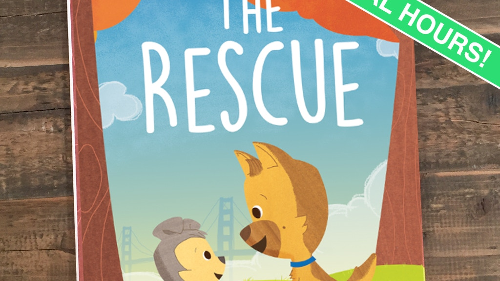 The Rescue: A Story of Dog Rescue (feat. Dunder & Munster) project video thumbnail