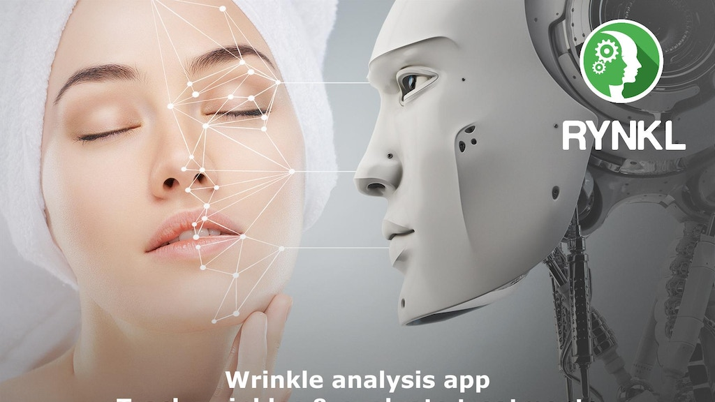 RYNKL wrinkle analysis app project video thumbnail