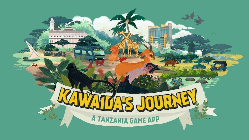 Kawaida's Journey - A Tanzania Game App project video thumbnail