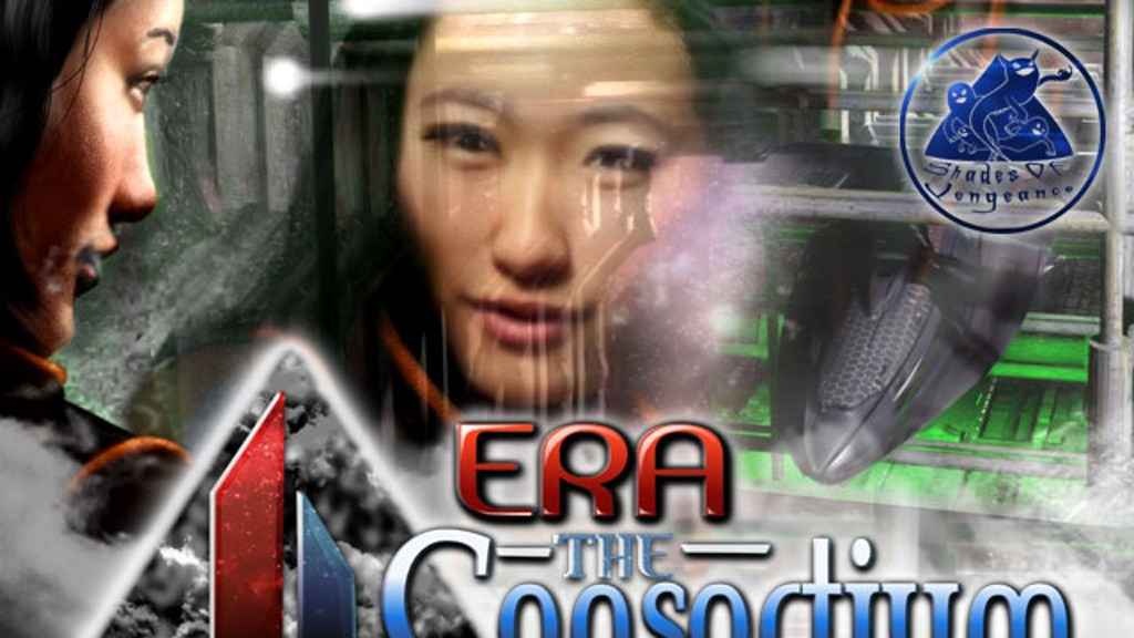 Era: The Consortium & The Secret War Expansion - Sci-Fi RPG! project video thumbnail