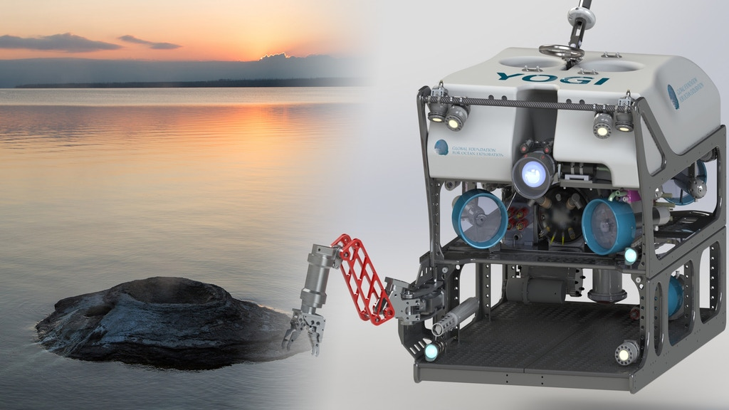 New Robot to Explore the Depths of Yellowstone Lake project video thumbnail