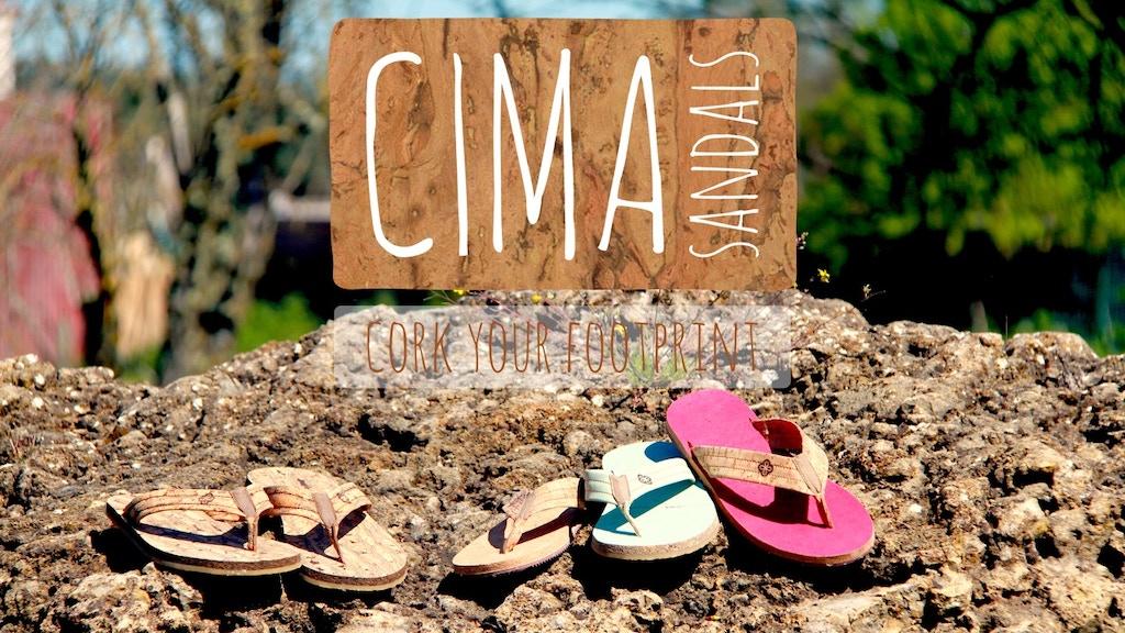 Cima Sandals: Cork Your FootPrint project video thumbnail