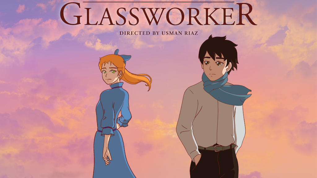 The Glassworker: An Animated Film Directed by Usman Riaz project video thumbnail