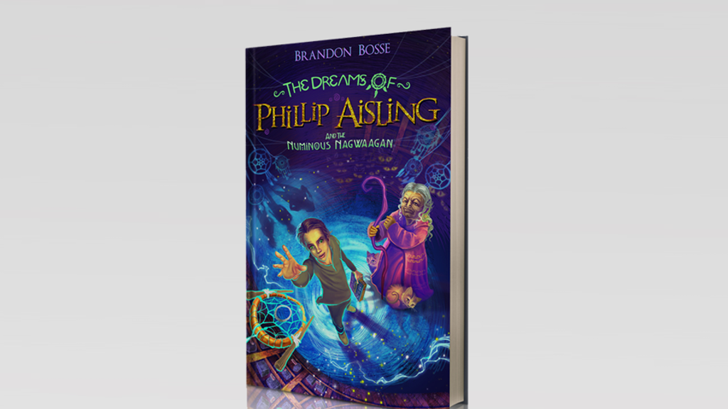 Book: Dreams of Phillip Aisling - Young Adult Fantasy Novel project video  thumbnail