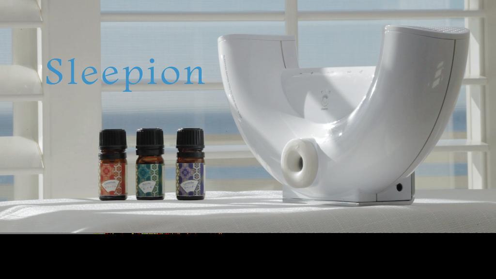 Sleepion - Stimulate the Senses to Induce Better Sleep project video thumbnail