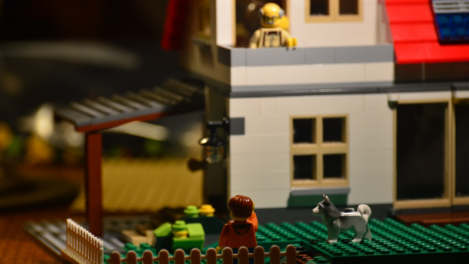 A Full Length Movie Made With Legos Using Stop Go Animation The Legos Will  Go