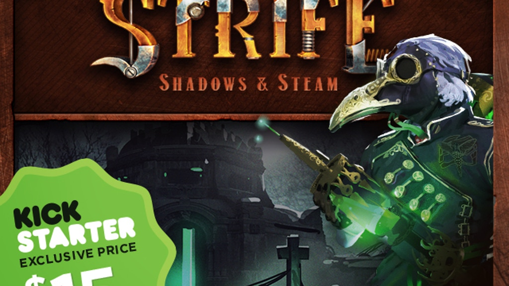 Strife: Shadows & Steam project video thumbnail