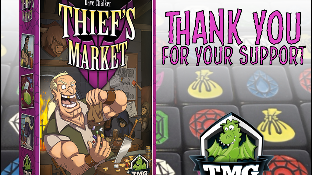 Thief's Market project video thumbnail