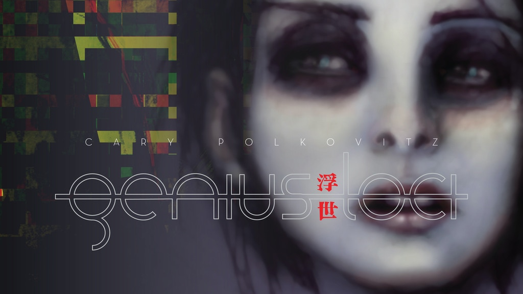 UKIYO/genius loci - a new twist on cyberpunk project video thumbnail