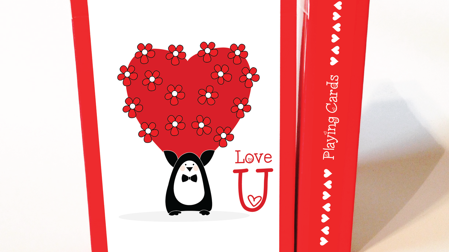Love u playing cards by natalia silva kickstarter love u is the perfect gift a super sweet and fun deck of playing cards all inspired by love negle Image collections