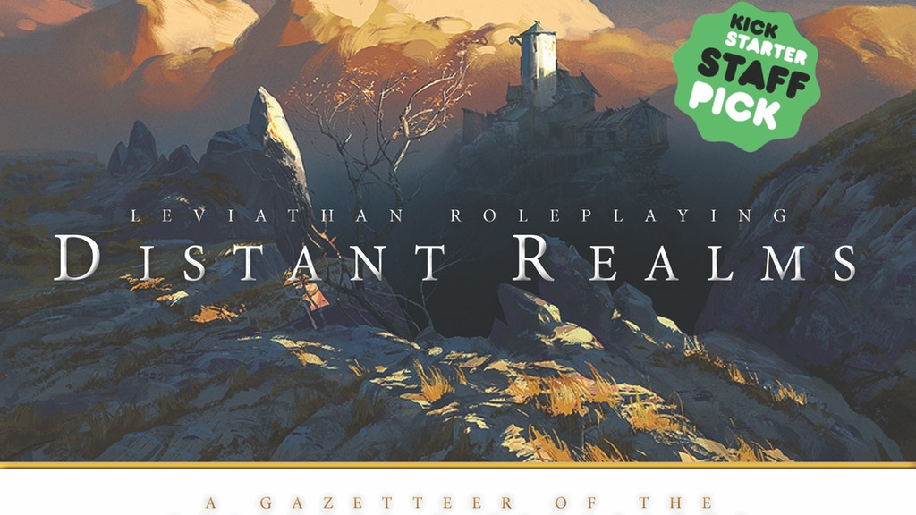 Distant Realms, a guide to the land of Leviathan project video thumbnail