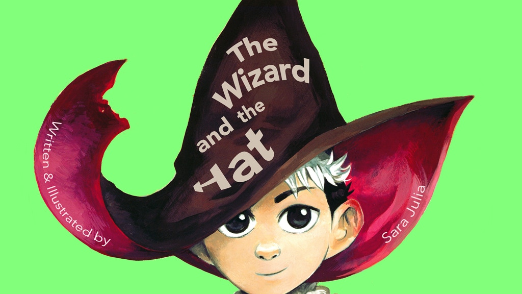 The Wizard and the Hat: A Children's Adventure Book project video thumbnail