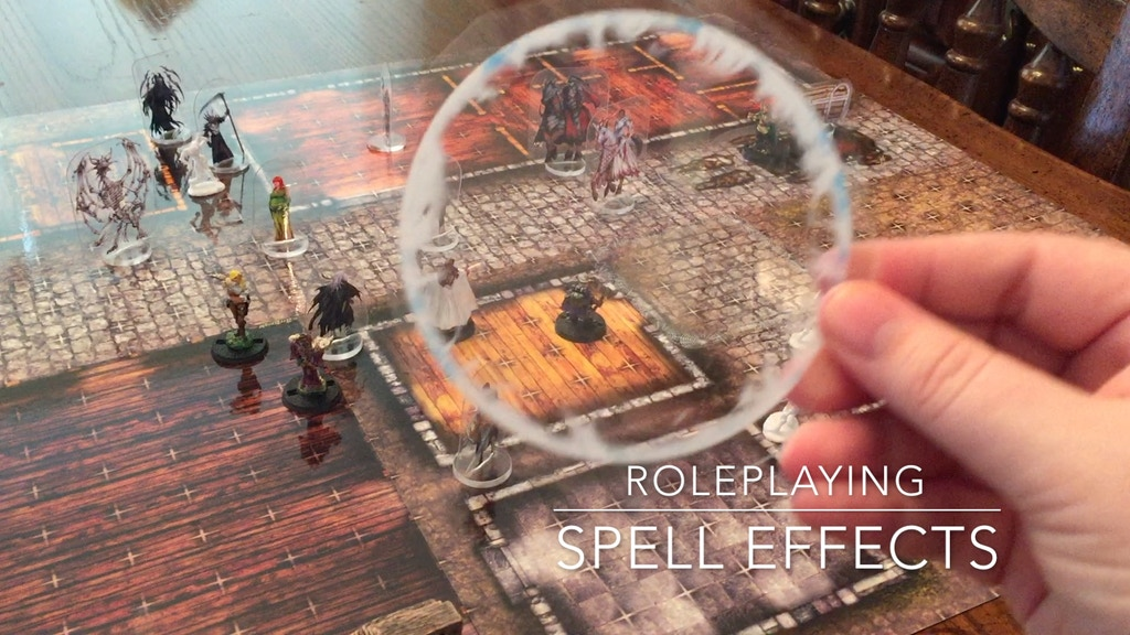 Roleplaying Spell Effects project video thumbnail