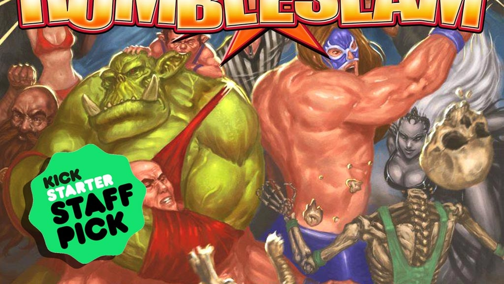 RUMBLESLAM project video thumbnail