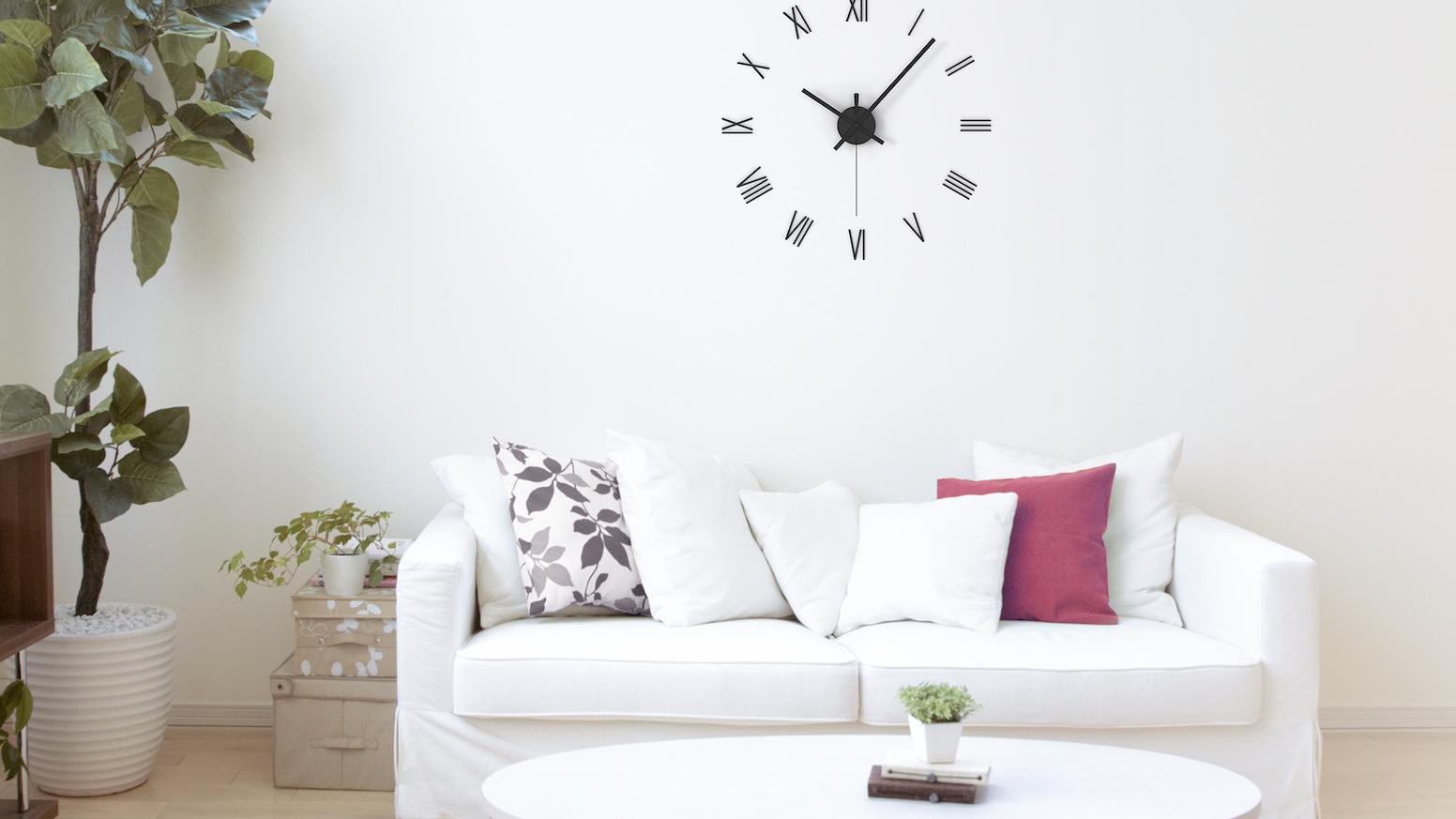 Nautilus Surface Wall Clock By D2 Labs Kickstarter