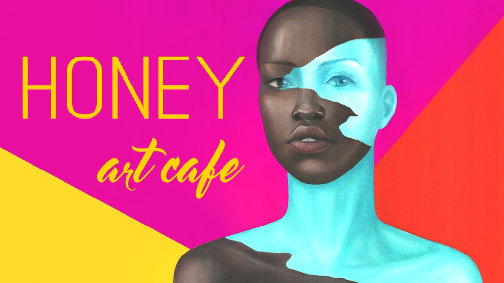Honey Art Cafe project video thumbnail