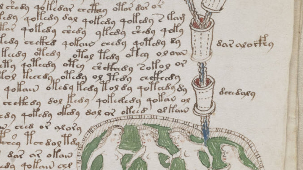 Project image for Reproduction of the Voynich Manuscript