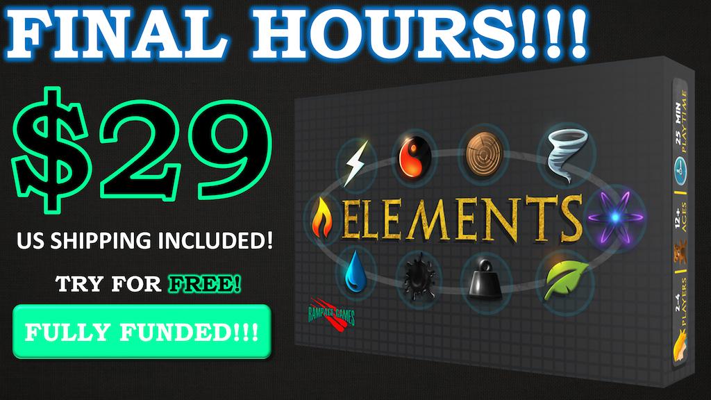 Elements project video thumbnail