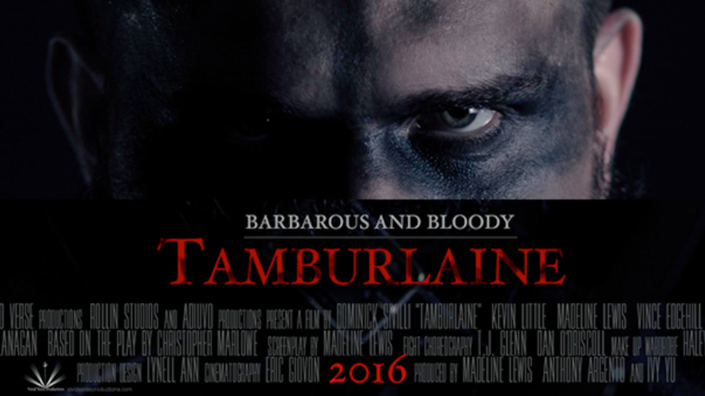 Tamburlaine project video thumbnail