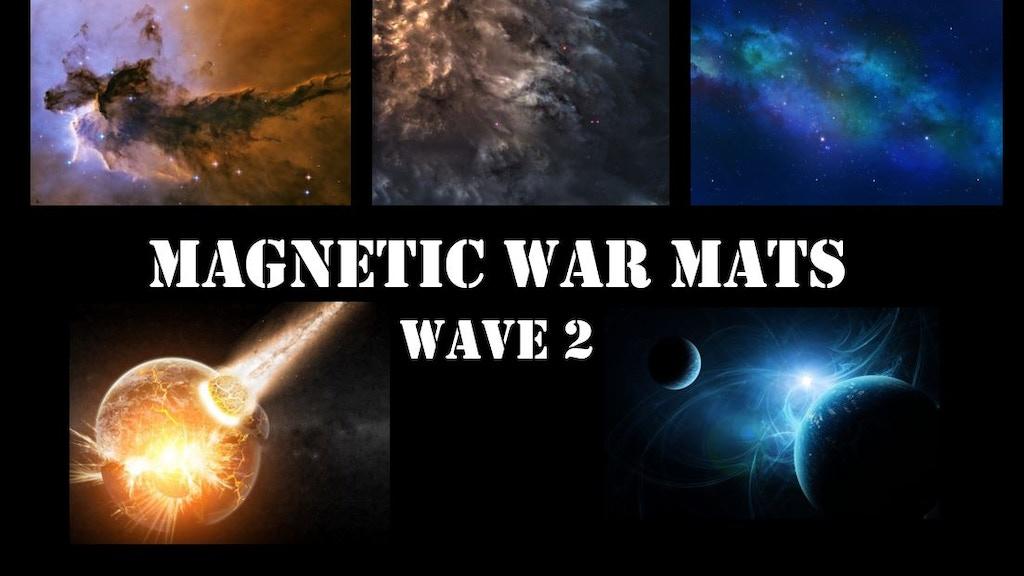 Magnetic War Mats Wave 2 project video thumbnail