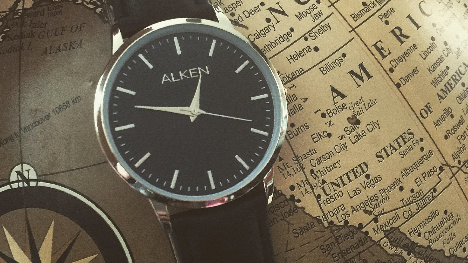 Alken Watch Company Modern Meets Minimalistic Design By Alken