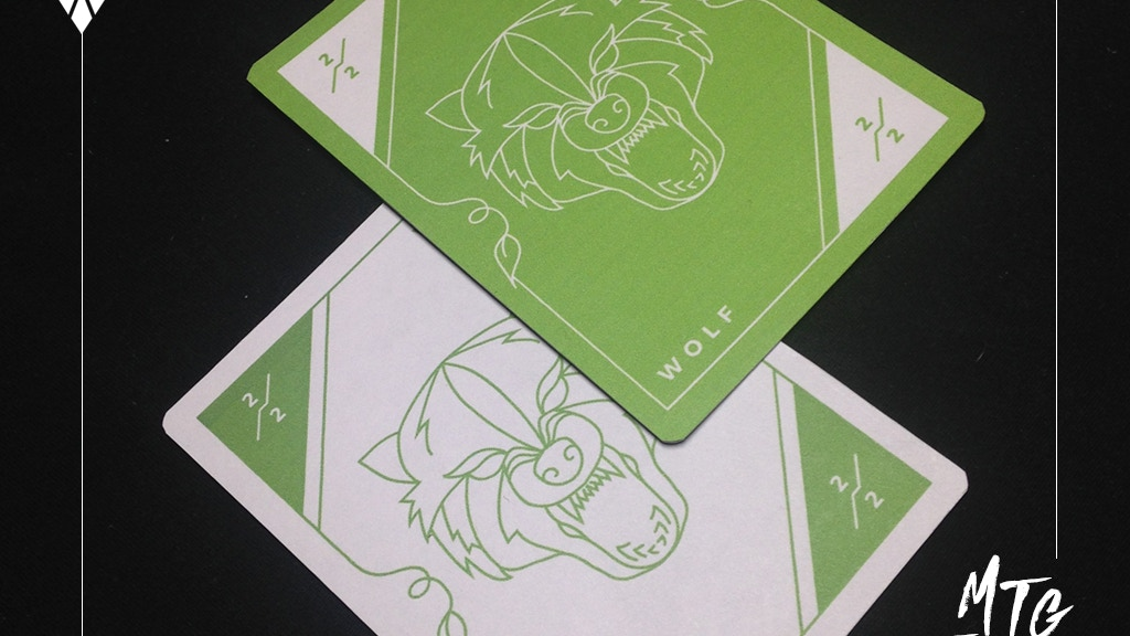 Project image for Magic: The Gathering Art Tokens