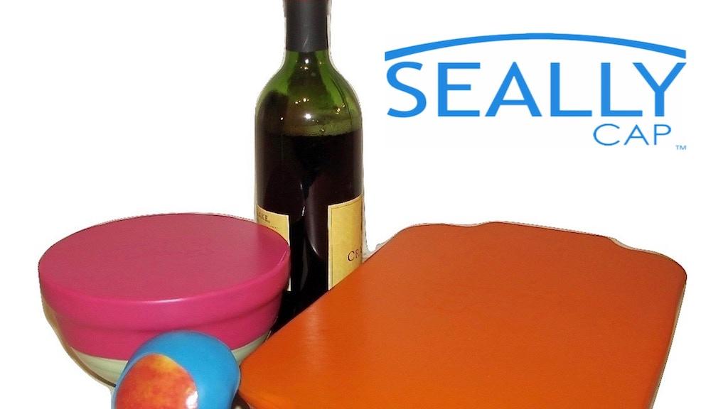 Seally Cap Set project video thumbnail