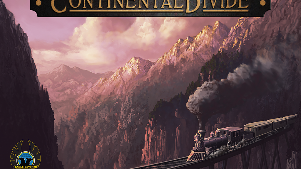 Continental Divide: Railroads, Trains, Stock, Barons & Guts! project video thumbnail