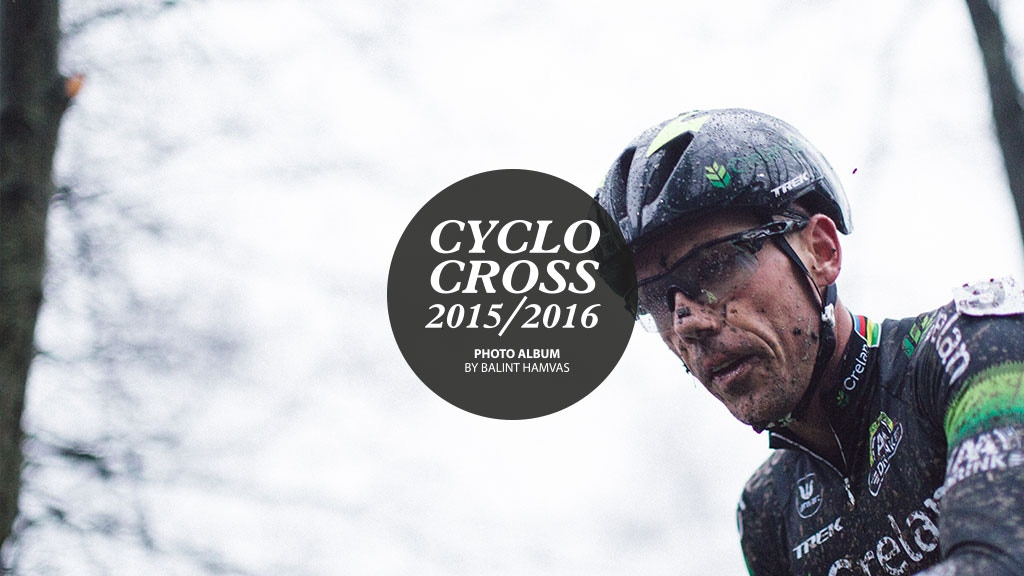 2015/2016 Cyclocross Album project video thumbnail