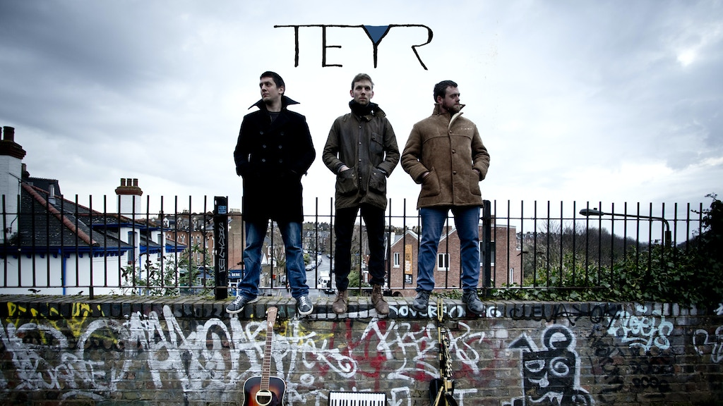 TEYR Debut Album - Far From The Tree project video thumbnail