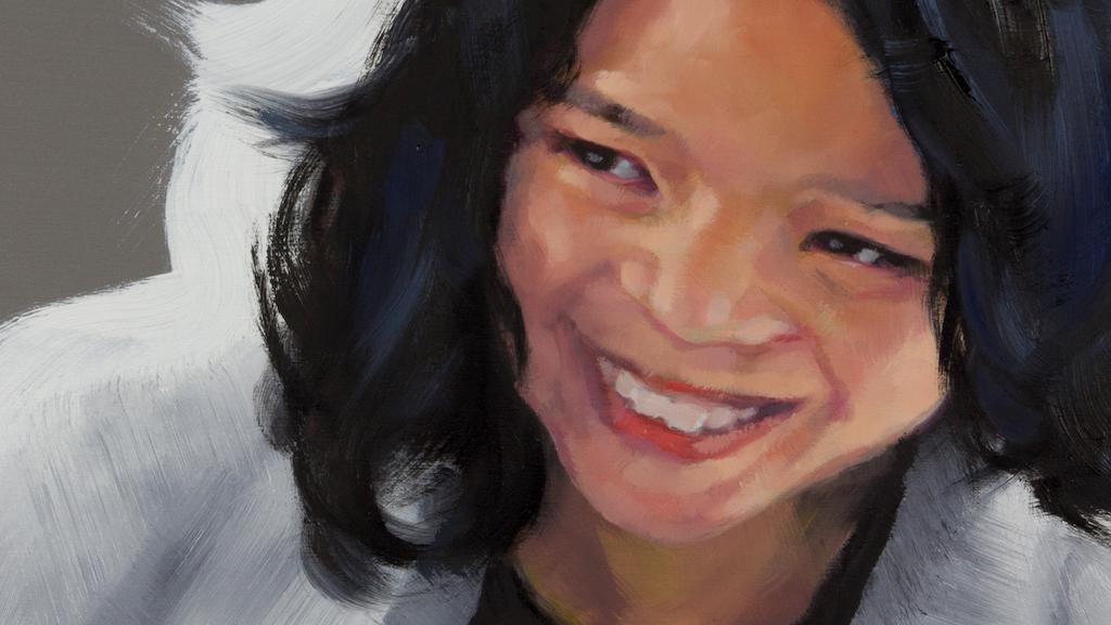 Social Portraits – a social art project project video thumbnail