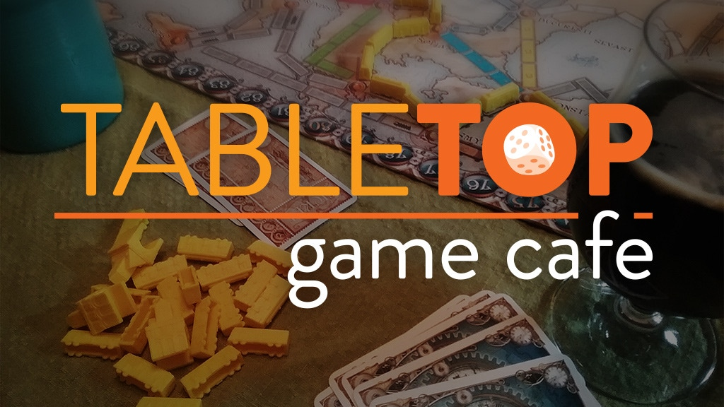 Tabletop Game Cafe - Columbus, OH project video thumbnail