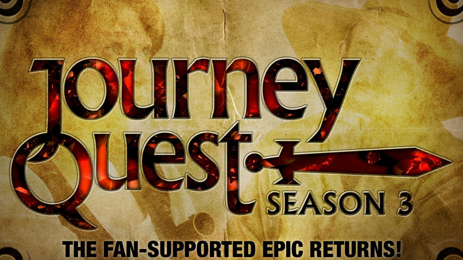 The beloved fan-funded comedy returns for an epic third season! It's a journey... uh, a quest.. a JOURNEYQUEST!