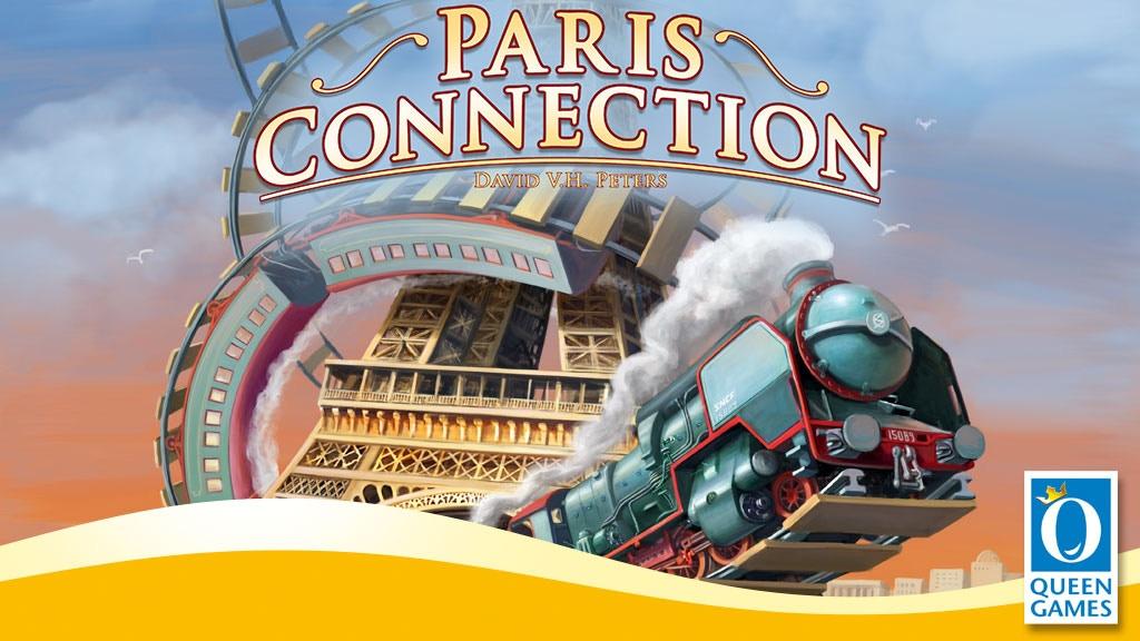 Paris Connection project video thumbnail