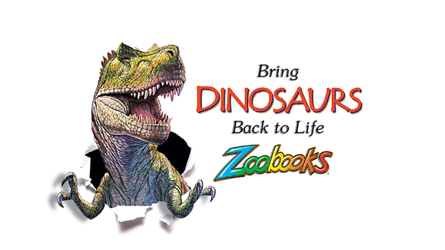 Bring Dinosaurs Back to Life: New Zoobooks Dinos for Kids by