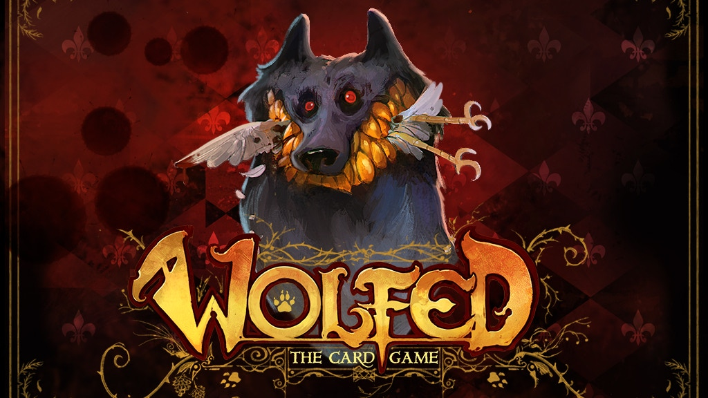Wolfed  (werewolf card game) project video thumbnail