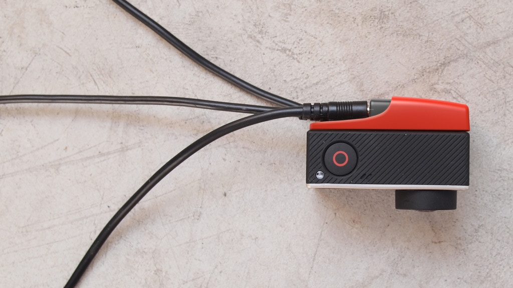GoHawk - Hands-Free GoPro Shooting System with Remote LED project video thumbnail