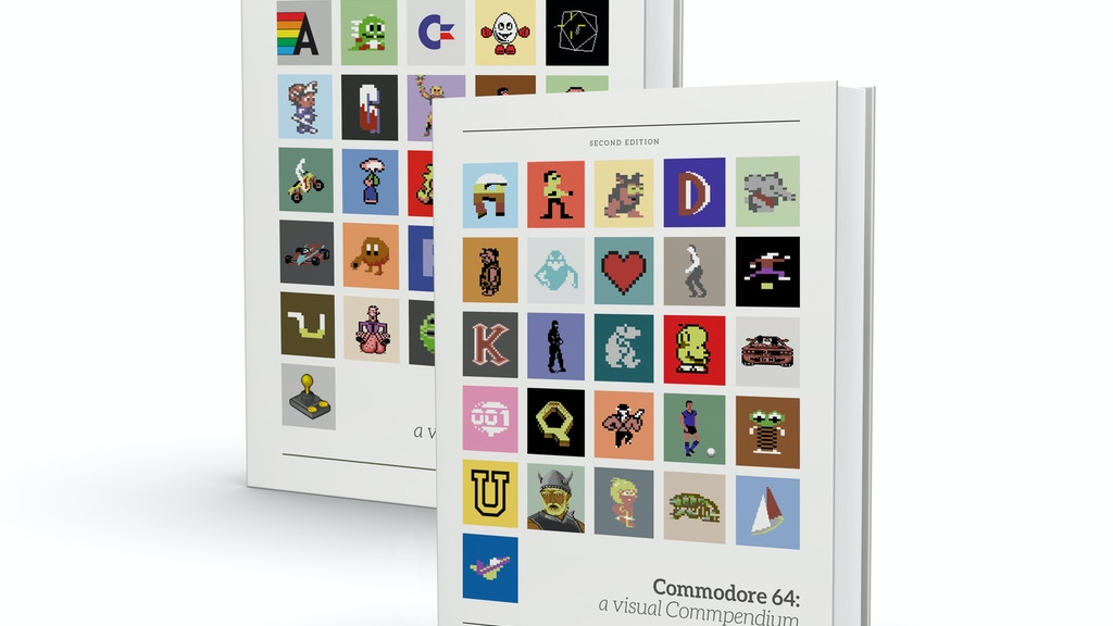 Commodore 64: a visual Commpendium (Second edition) miniatura de video del proyecto