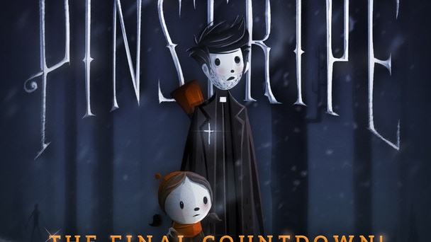 Pinstripe — An Adventure Through Hell