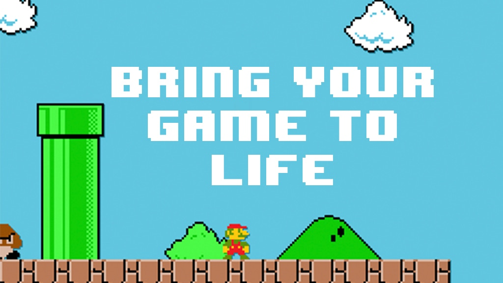 Project image for Bring your mobile game to life for £1 (Suspended)