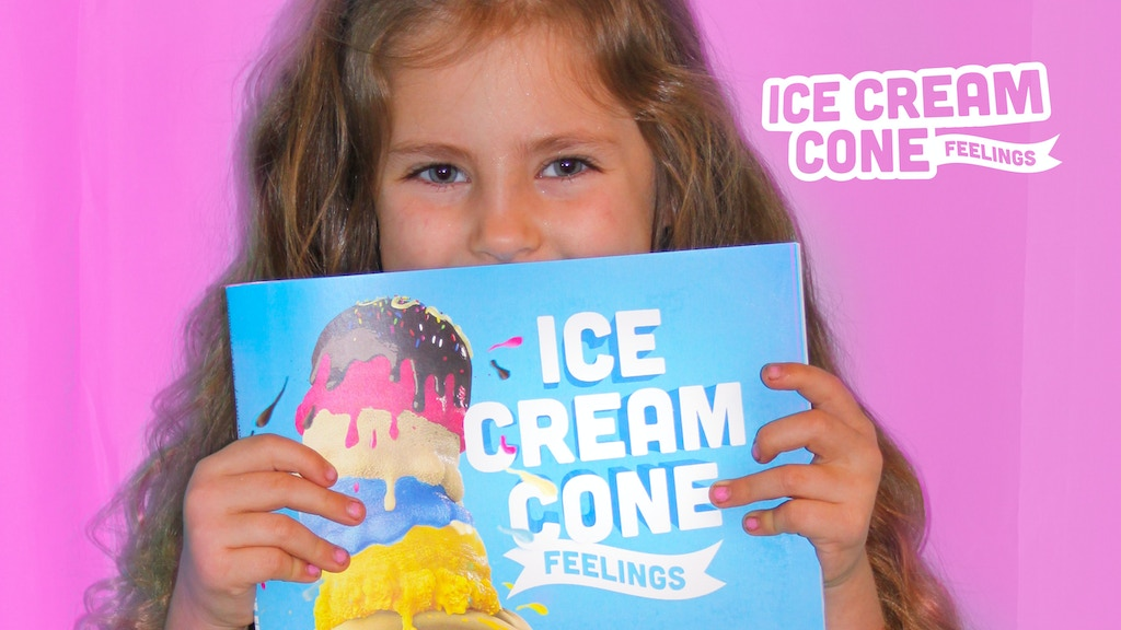 Ice Cream Cone Feelings • Books to Empower Children's Lives project video thumbnail