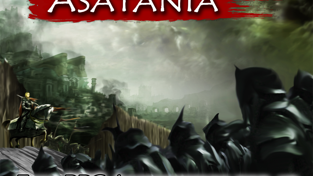World of Asatania - Epic RPG Adventures for 5E project video thumbnail