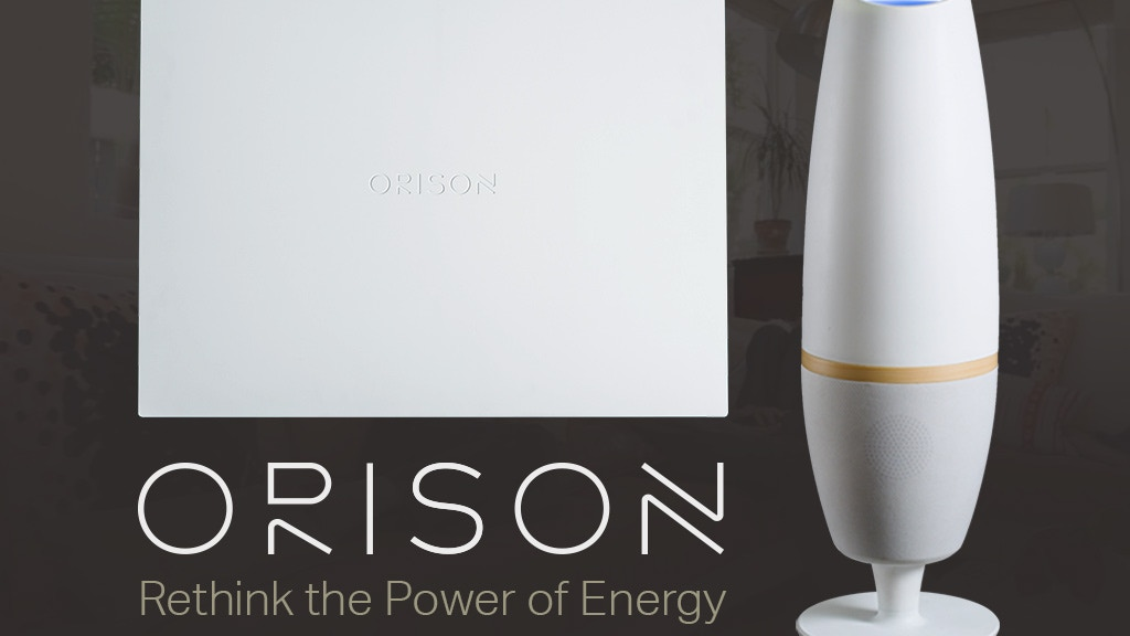 Orison – Rethink the Power of Energy project video thumbnail