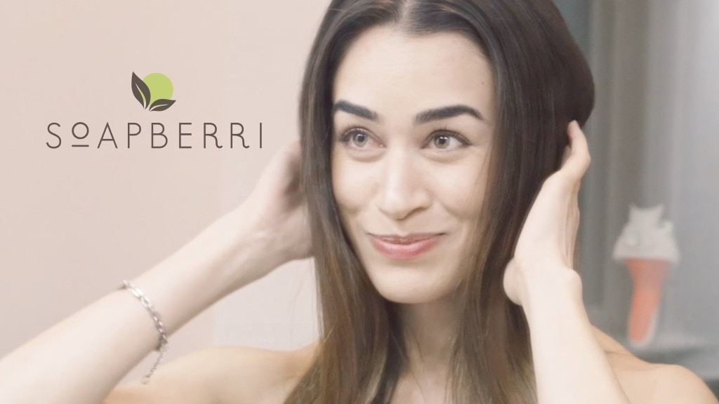 Soapberri — World's 1st Soap Grown from Trees project video thumbnail