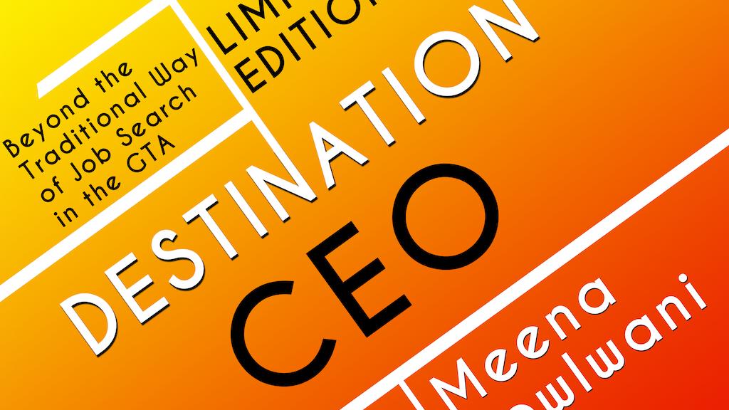 Destination CEO project video thumbnail