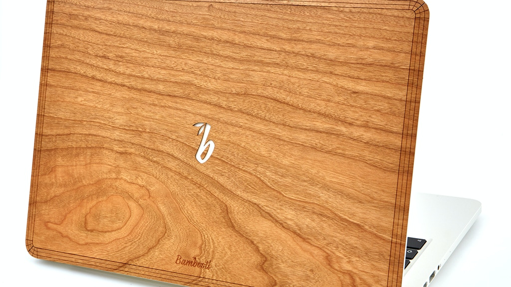 Bambooti | A Wooden Back For Your Mac project video thumbnail
